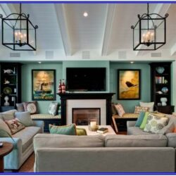 Interior Design Ideas For Living Room With Fireplace