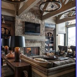 Interior Design Ideas For Living Rooms Rustic