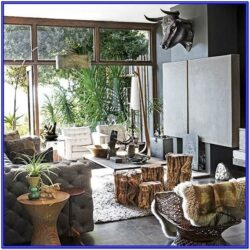 Jungle Ideas For Living Room