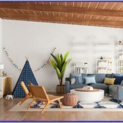 Kid Friendly Living Room Furniture Ideas