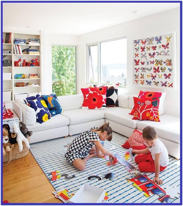 Kid Friendly Living Room Ideas
