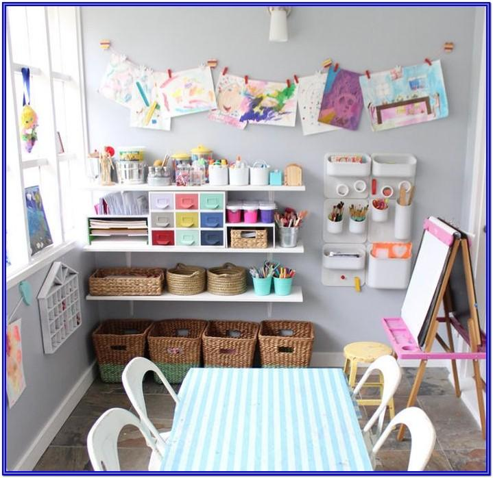 Kids Corner In Living Room Ideas