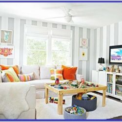 Kids Reading Wall For Living Room Ideas