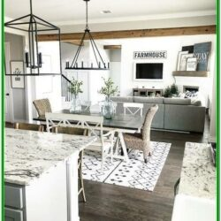 Kitchen Dining And Living Room Ideas