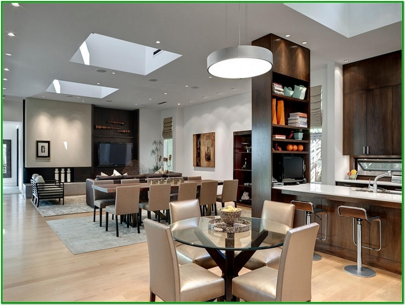 Kitchen Living Room And Dining Room Ideas
