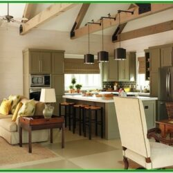 Kitchen Living Room Flow Ideas