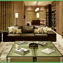 L Shaped Living Room Ideas India
