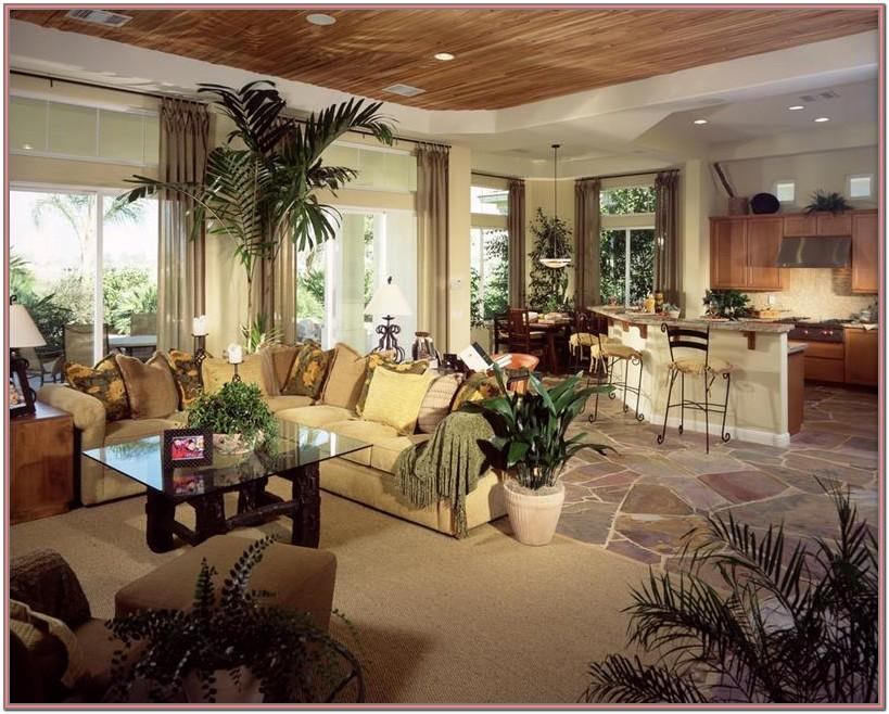 Large Open Living Room Design Ideas