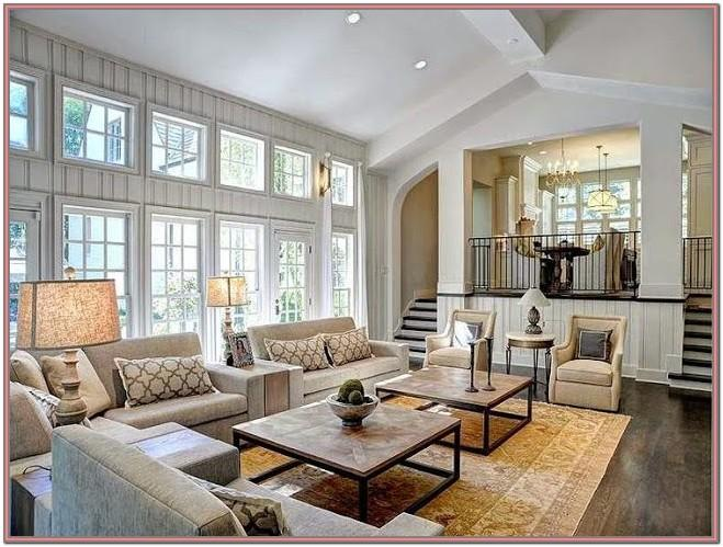 Large Open Living Room Layout Ideas