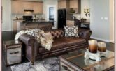Leather Coffee Table Living Room Ideas