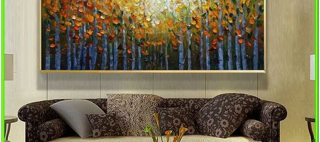 Living Room 3 Canvas Painting Ideas