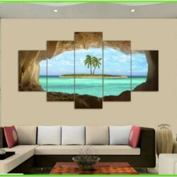 Living Room Canvas Painting Ideas 1