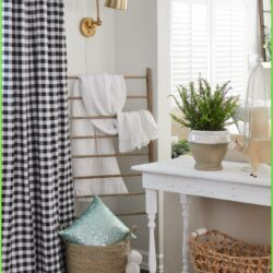 Living Room Cloth Basket Ideas