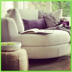 Living Room Cloth Chair Ideas