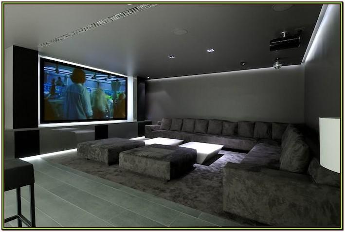living room home cinema ideas