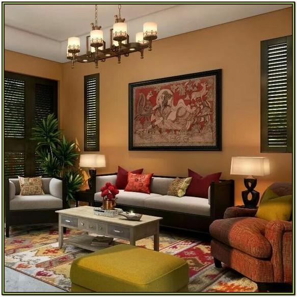 Living Room Home Interior Ideas India