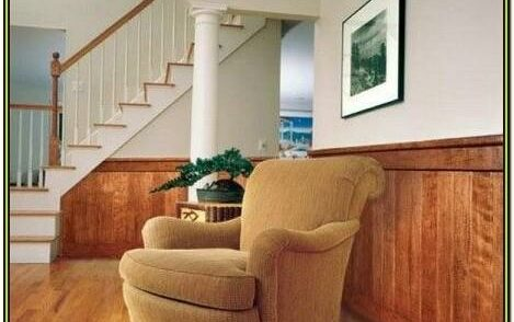 Living Room Ideas With Half Wood Paneling