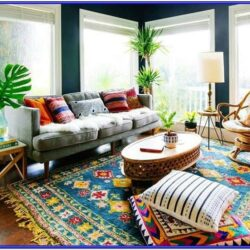 Small Living Room Interior Design Ideas India 1