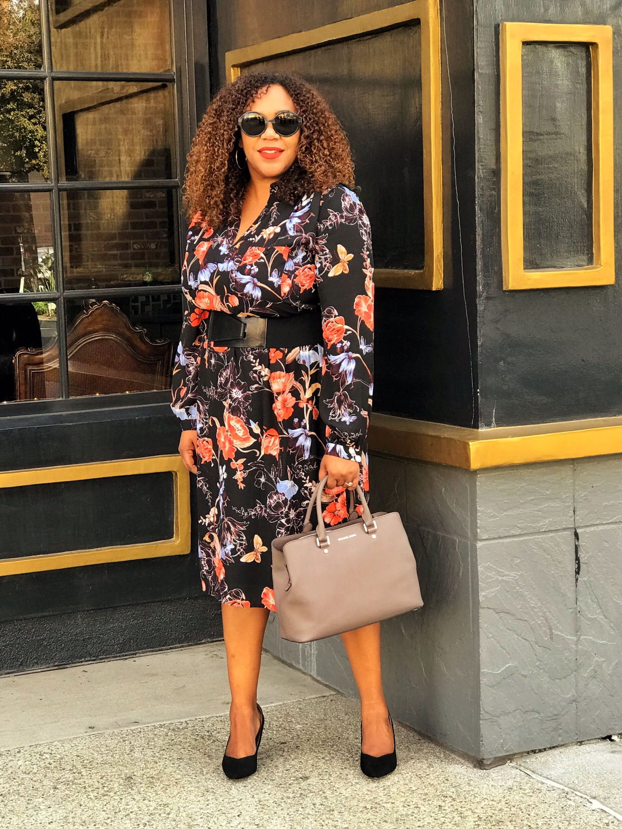 Who-What-Wear-Floral-Shirt-Dress