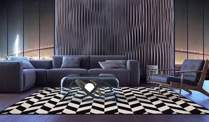 tapetes decoracao