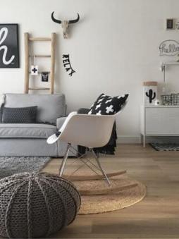 Cadeiras ara sala - DAR Wood