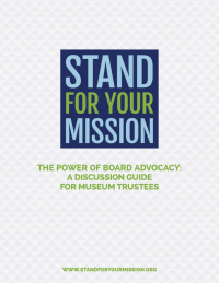 Cover Image: Stand for your mission report