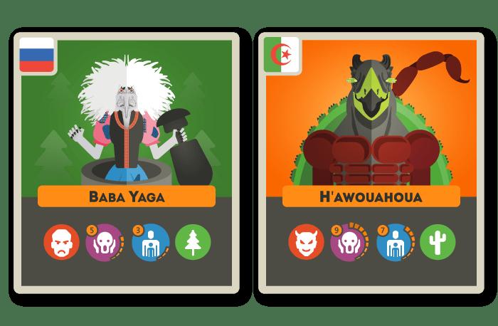 Baba Yaga et Hawouahoua