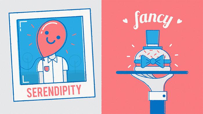 serendipity - fancy