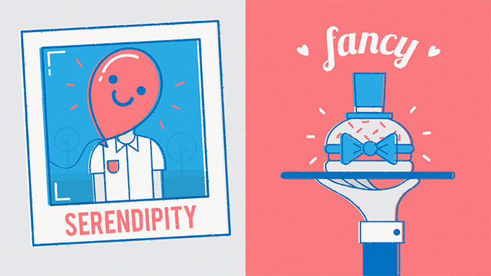 serendipity - fancy