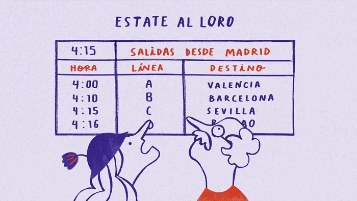 Expresión española
