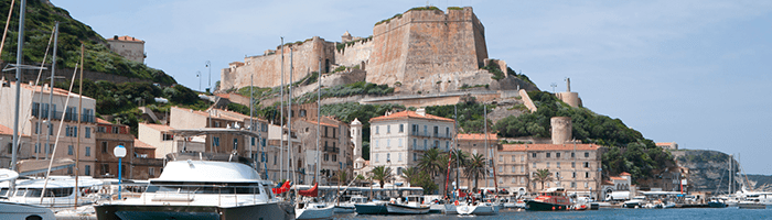 The Citadel of Bonifacio