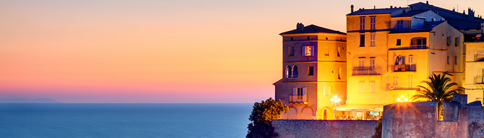 Corsica Twilight