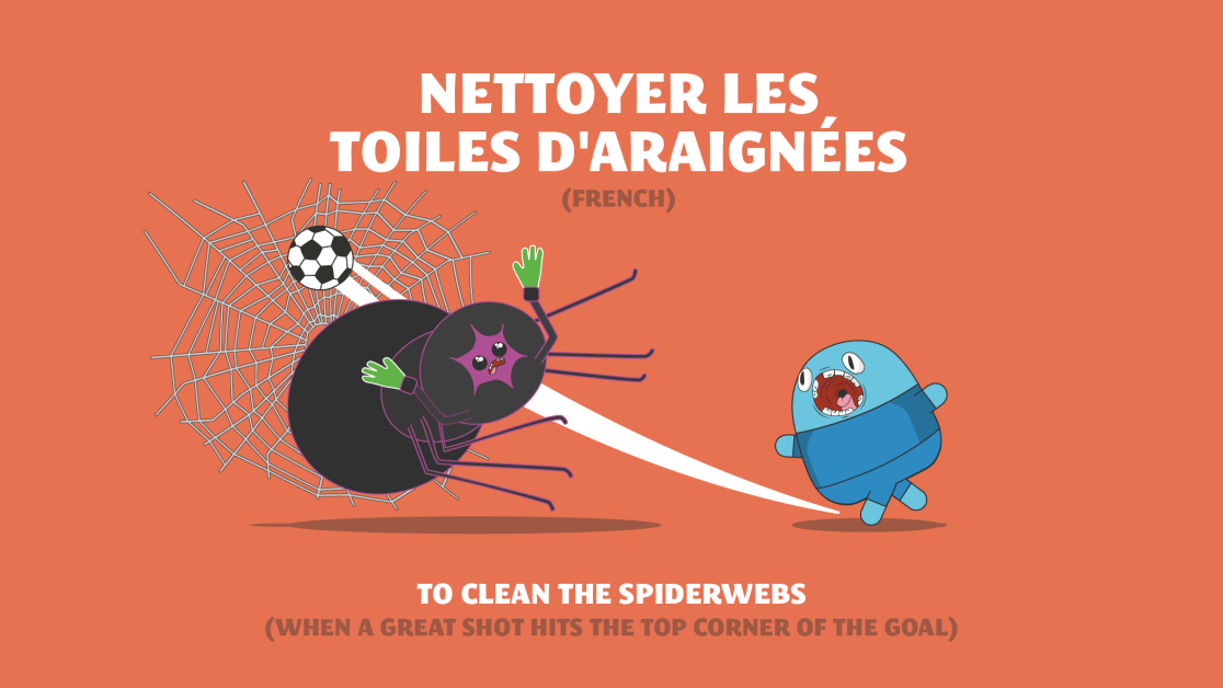 french football idiom