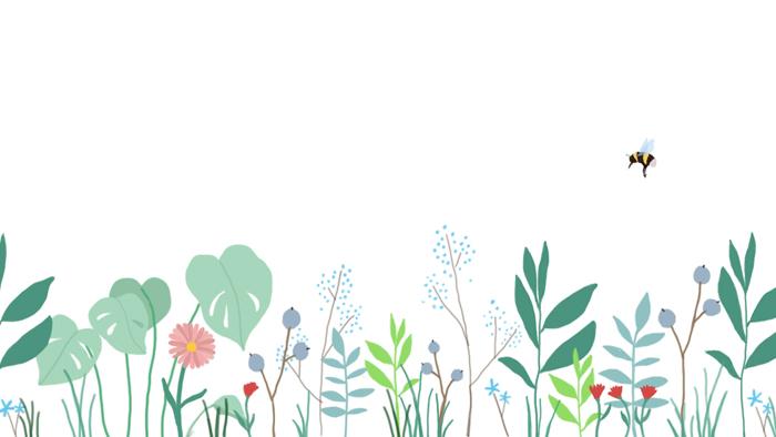Le verbe « fleureter », tombé depuis longtemps aux oubliettes de la langue française, aurait possiblement inspiré le « flirt » anglais !