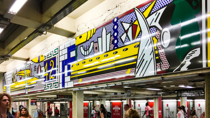 Subway Stations Around The World — New York