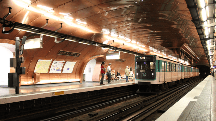 Subway Stations Around The World — France