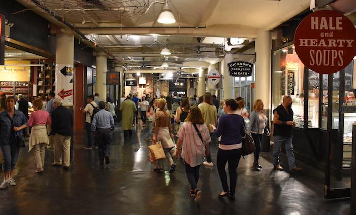 Parmi toutes les choses à faire à New York, n'oubliez pas de visiter ses marchés couverts