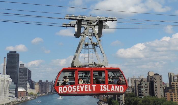 N'oubliez pas d'étendre votre visite aux différentes îles New Yorkaises !