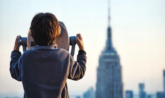 Ne ratez pas l'occasion de prendre un peu de hauteur à New York !