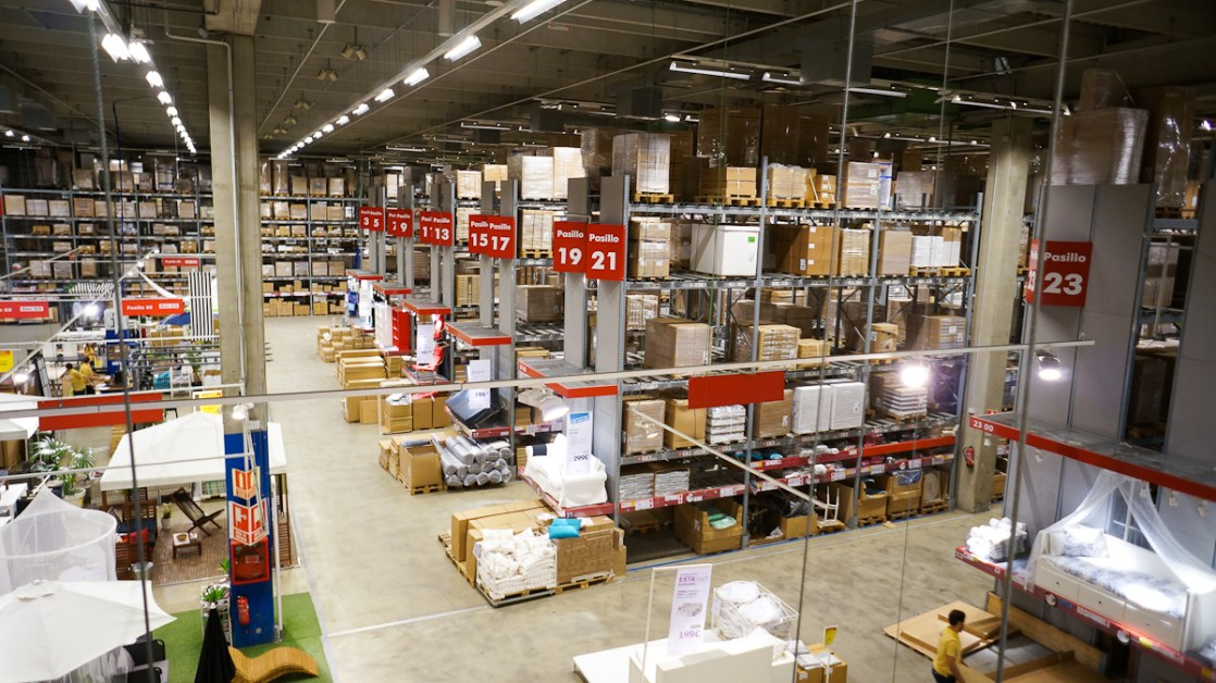 Americans Love Ikea — Ikea Warehouse