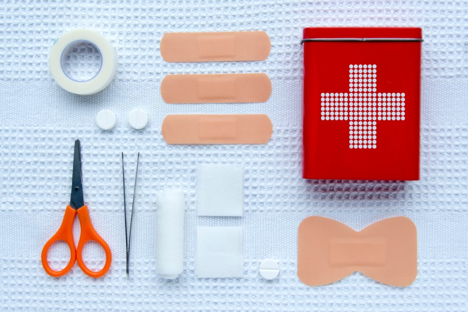 Unique Travel Gifts — First-Aid Kit