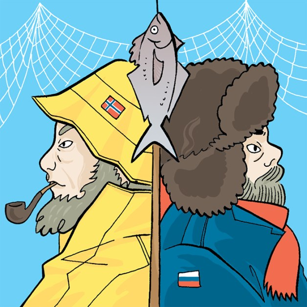 Hybrid Languages — Russenorsk
