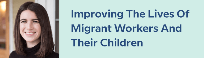 Bilingual Jobs Improving The Lives Of Migrant Workers And Their Children