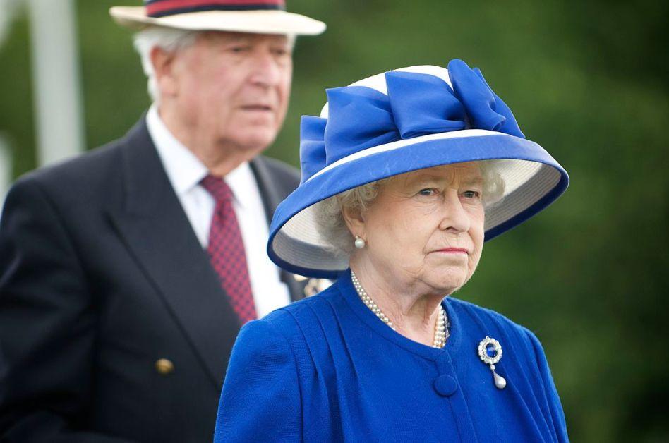 British Culture — The Queen