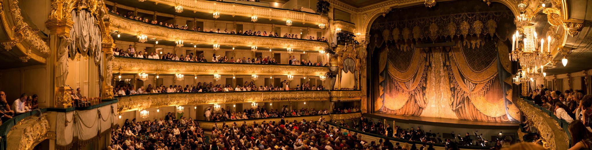 Passez une soirée de rêve au Théatre Mariinsky | Babbel