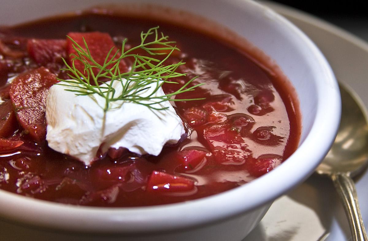 Profitez de votre séjour pour découvrir la délicieuse gastronomie russe !