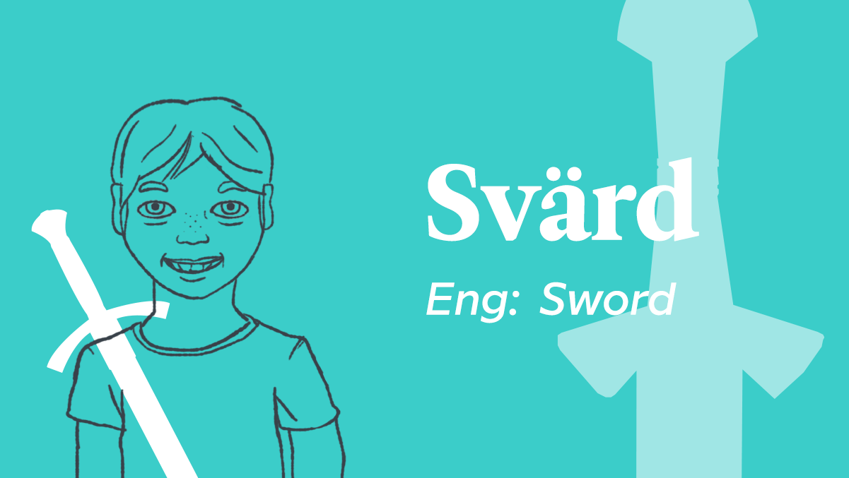 schwedischer nachname svärd