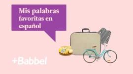 Las palabras favoritas de un guiri en España