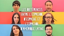 Les différences entre l'espagnol d'Espagne et d'Amérique latine