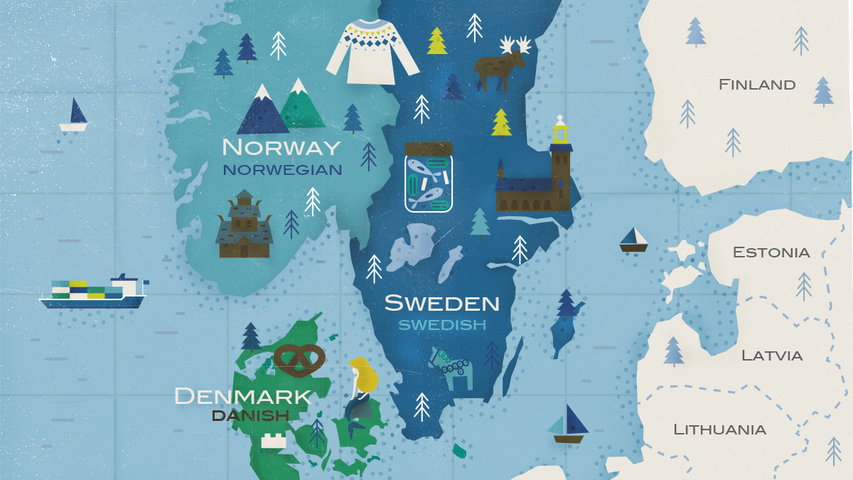 The Scandinavian Languages: 3 For The Price Of One?